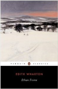 Penguin Classics cover of Ethan Frome