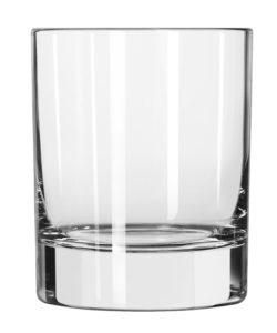 A rocks glass